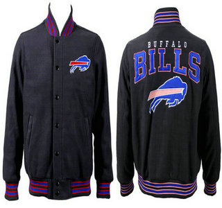 Buffalo Bills Navy Jacket FG