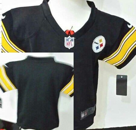 Nike Pittsburgh Steelers  43 Troy Polamalu White Toddlers Jersey on ... 977648a2a