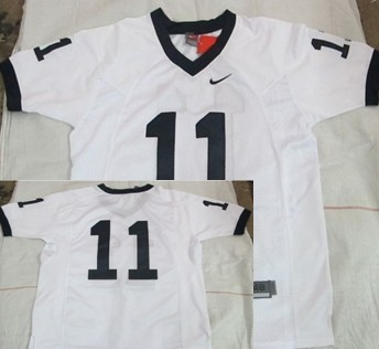 Penn State Nittany Lions #11 White Jersey