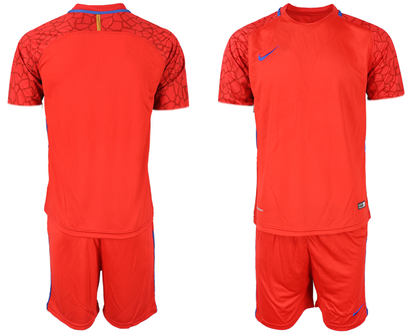 2019-20-USA-Fluorescent-Red-Youth-Soccer-Jersey