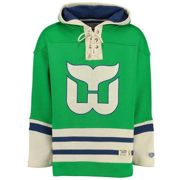 Whalers Green Men's Customized All Stitched Sweatshirt