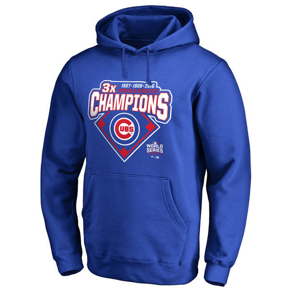 Chicago-Cubs-Royal-2016-World-Series-Champions-Men's-Pullover-Hoodie3